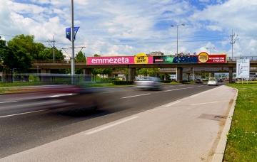 Avenija Dubrovnik - Velesajam - Head on board - Zagreb