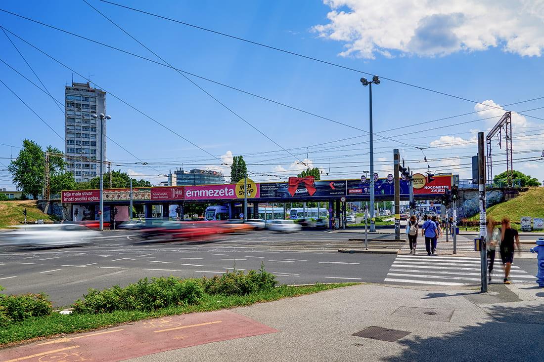 Branimirova – Držićeva