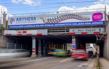 Miramarska - Head on board - Zagreb