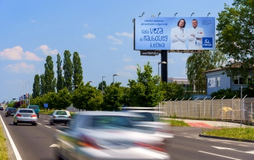 Radnička cesta 220 - Bigboard - Zagreb