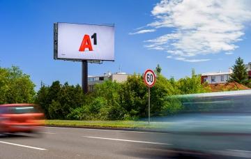 Zagrebačka avenija - Led ekran - Zagreb