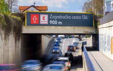 Zagrebačka cesta - Head on board - Zagreb